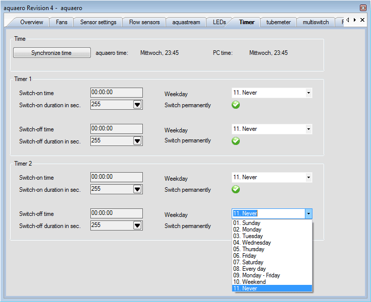 how to schedule for pc to turn off