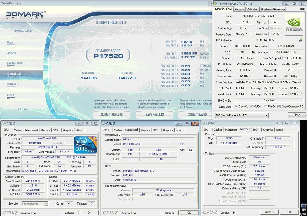GeForce GTX 470 — detailed view | Page 4 | HWlab