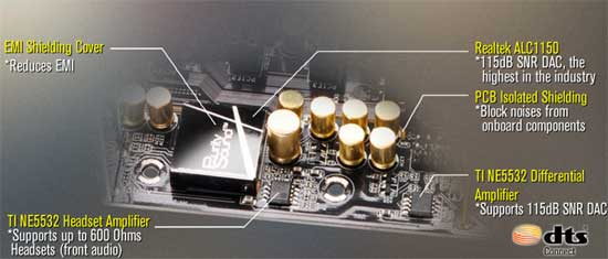 ASRock Purity Sound