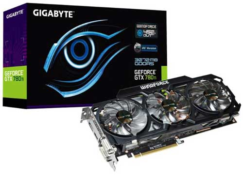 GeForce GTX 780 Ti Overclock Edition
