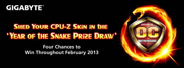 Year of the Snake Prize Draw