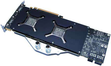 Epsilon HD5970 backplate